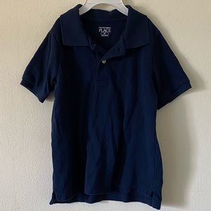 The Children's Place Shirts & Tops - THE CHILDREN'S PLACE | Kid's Navy Polo Shirt